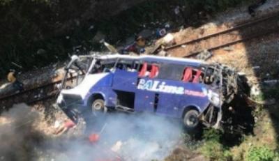 Corpos das vítimas de acidentes com ônibus de Mata Grande/AL serão trasladados em avião da Força Aérea