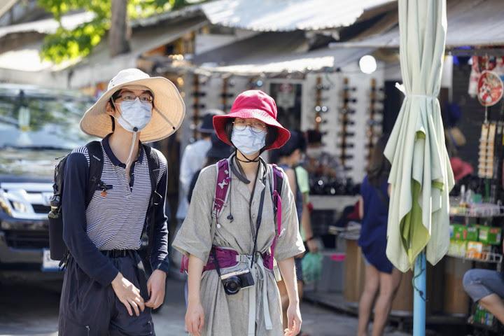 Правительство Таиланда решает, что делать с 500 тысячами иностранных туристов