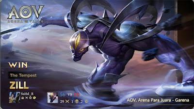 game aov