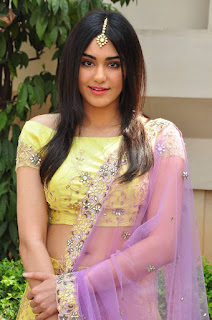 Actress Adah Sharma Latest Pictures at Kshanam Release Press Meet  0013