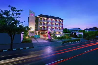 Fame Hotel Parador Hadir di Kuta