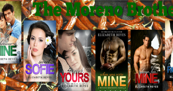 Making You Mine (The Moreno Brothers, Book 5)
