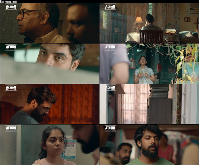 Luca 2019 Hindi Dubbed 720p WEBRip