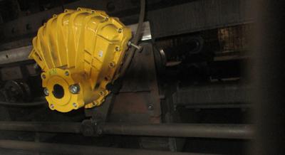 Kinetrol actuator