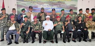 Para Purnawirawan TNI-Polri Jabar Deklarasi Dukung KAMI