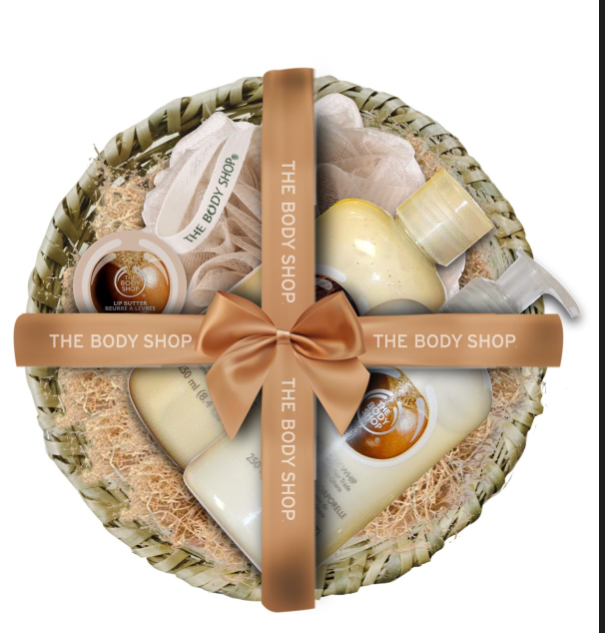 The Body Shop_shea Gift Basket