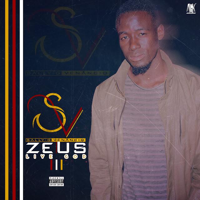 """Sally-G Venâncio lança a mixtape """"ZEUS III - LIVE GOD"""""""