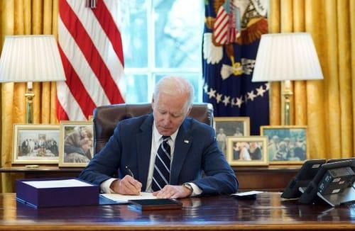 Biden cancels Trump's order to ban Tik Tok