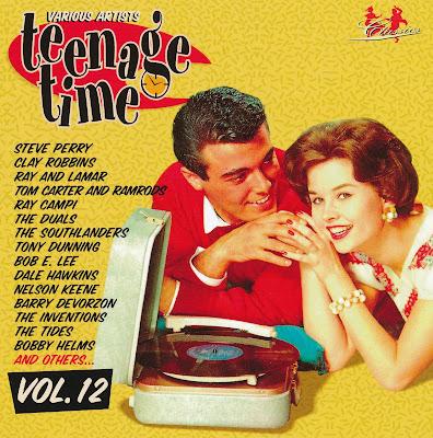 Various Artists - Teenage Time Volume 12