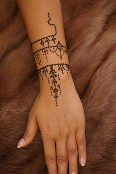 15 Simple Henna Tattoo Mehndi Designs Bling Sparkle