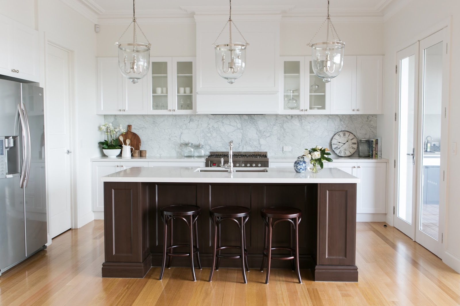 Hamptons Kitchen Design.  How I got my dream Hamptons home Our Hampton Style Forever Home