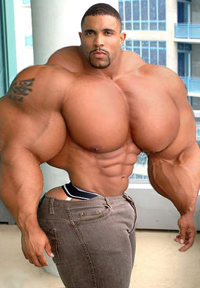 Best of Abnormally Big Muscle