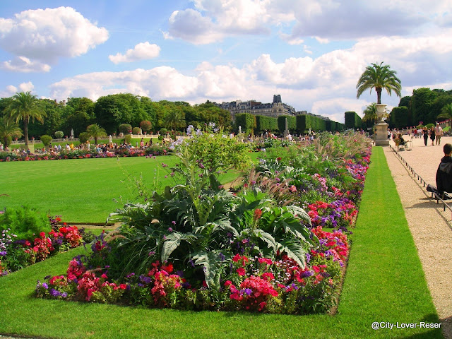 Paris - Jardin du Luxemburg