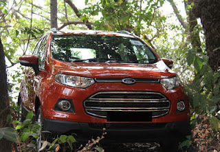 Suspensi Ford Ecosport