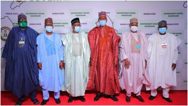 Boko Haram: Northern Govs take stand on military, list demands to Buhari