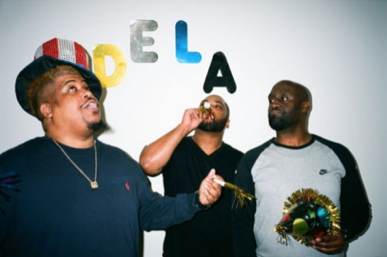 De La Soul announced for 'House Of Common' festival