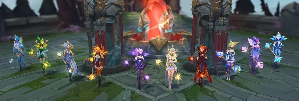 Surrender at 20: 11/8 PBE Update: Elementalist Lux