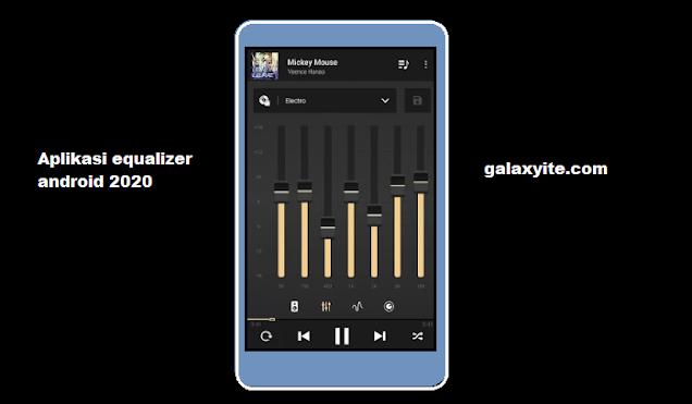 aplikasi equalizer android terbaik tanpa root