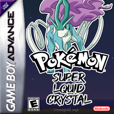 Pokemon Super Liquid Crystal GBA ROM Hack Download