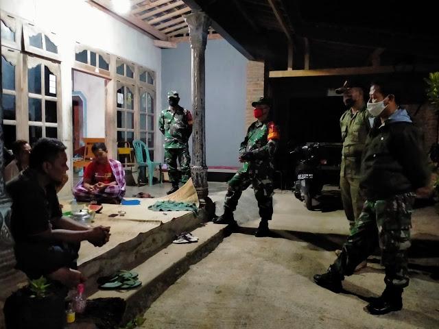 KodimKaranganyar - Patroli Bersama Untuk Wujudkan Rasa Aman Di Wilayah Binaan