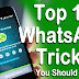 10 WhatsApp Tricks You Should Know But Probably Never Knew