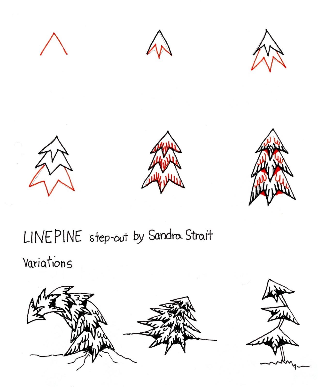 linepine fantasy landscape step out fantasylandscape step out drawingtutorial