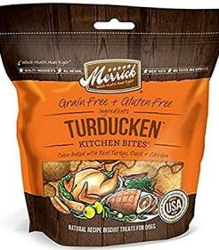 Turducken Dog Treats (Amazon)