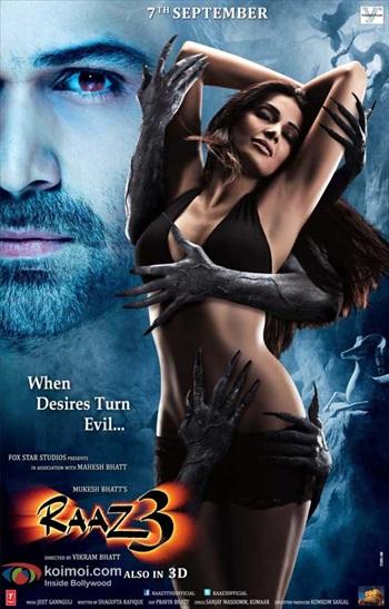 Raaz 3 2012 Hindi Movie Download