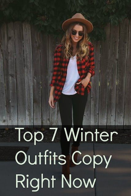 Top 7 Winter Outfits Copy Right Now