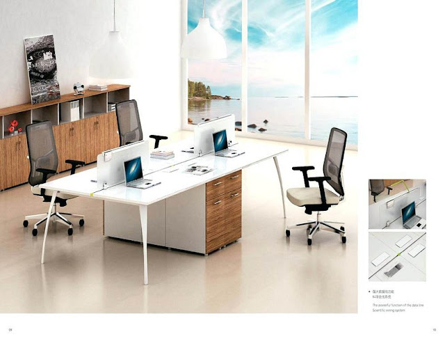 best buying white and wood modern modular office furniture Phoenix AZ for sale online