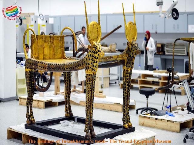 Tutankhamun - The Grand Egyptian Museum