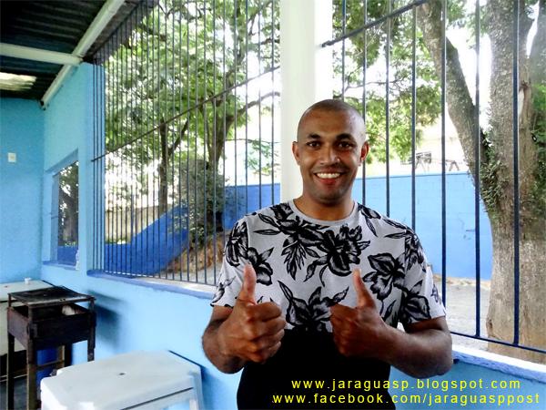 O atual presidente da Arena Taipas, Gilberto Matos