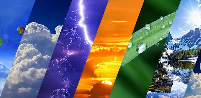 تنزيل تطبيق BVL Applications Weather  تطبيق دقيق وذكي للأرصاد الجوية لنظام الاندرويد