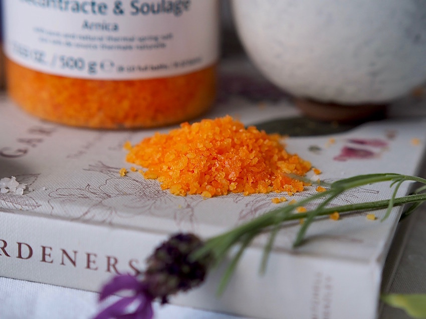 best bath salts to help relieve muscle and joint pain