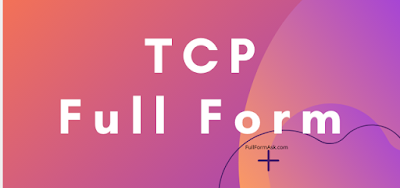 TCP full meaning