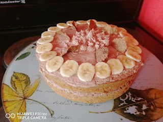 The best banana cake recipe