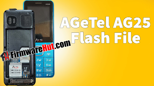 AGeTel-AG25-Flash-File-without-password