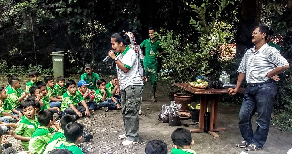 Wisata Eduatif Bogor Rumah Aren Wisata Edukatif Bogor