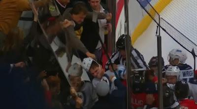 blackhawks fan pardy helmet