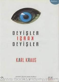 Karl Kraus - Deyişler Karşı Deyişler