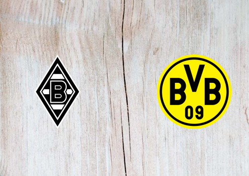 Borussia M'gladbach vs Borussia Dortmund -Highlights 22 January 2021