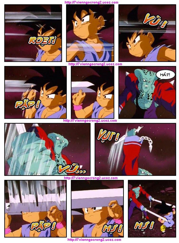 Dragon Ball GT chap 12 - Trang 16