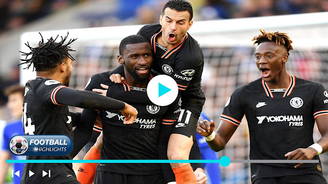 Leicester City vs Chelsea – Highlights