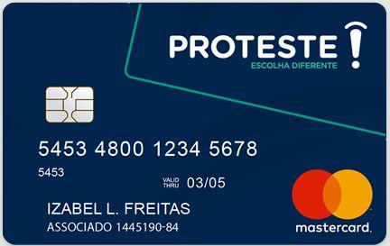 Solicitar Cartão de Crédito PROTESTE para Fazer Compras com Benefícios