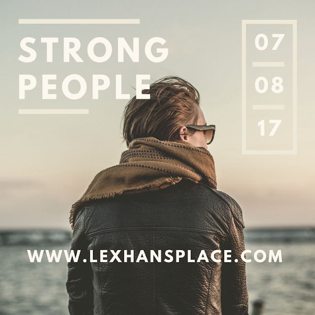 strong people for lexhansplace