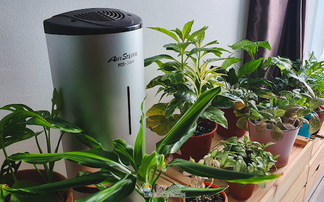 AIRsteril PCO Air Purifier S2000