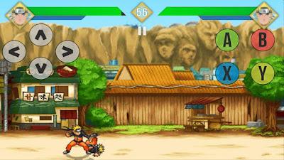Naruto Ninja War Mod Apk