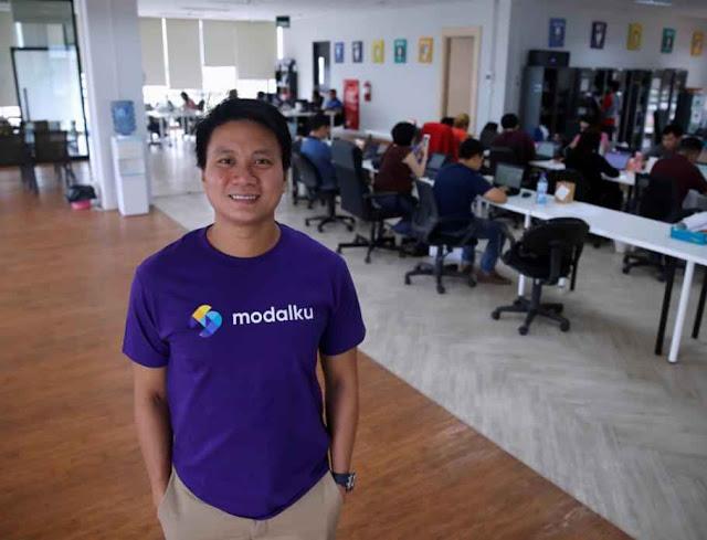 Startup Modalku