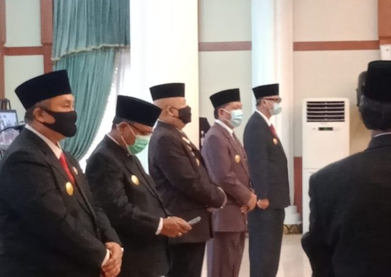 Syamsul Bahrum Didapuk Menjadi Pjs Walikota Batam