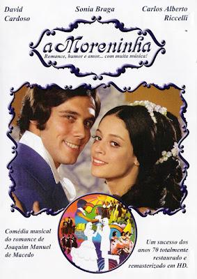 A Moreninha - DVDRip Nacional